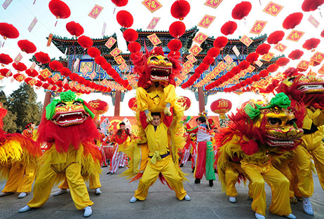 Chinese New Year in Mauritius