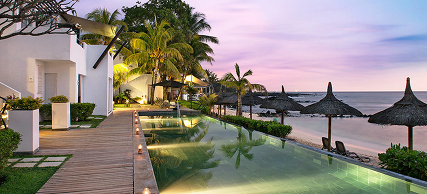 Attitude hotels mauritius mauritius hotels guide for Design hotel mauritius