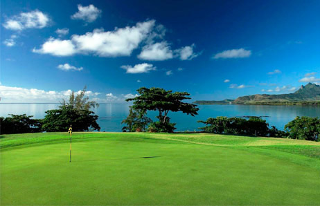 Shangri-La's Golf Club