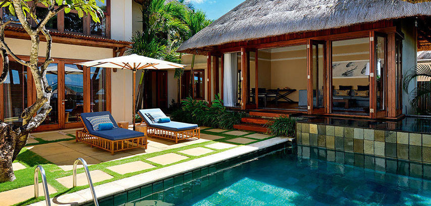 Villas with private pool Image