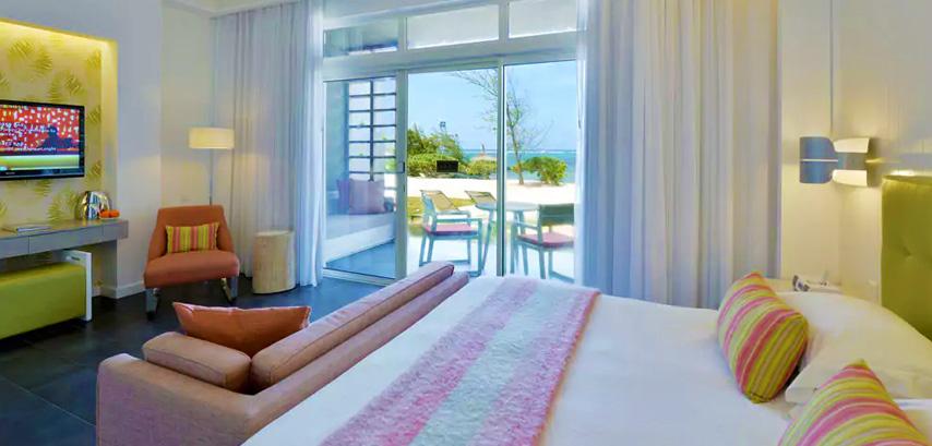 Long Beach Mauritius Belle Mare Mauritius