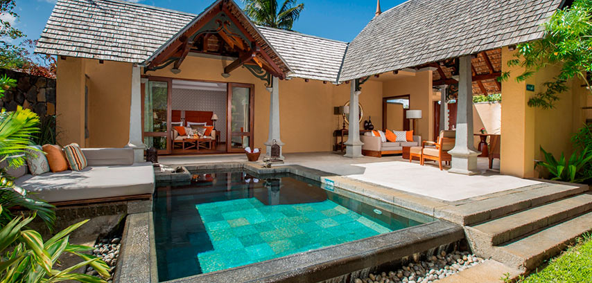 Luxury Suite Pool Villa Image