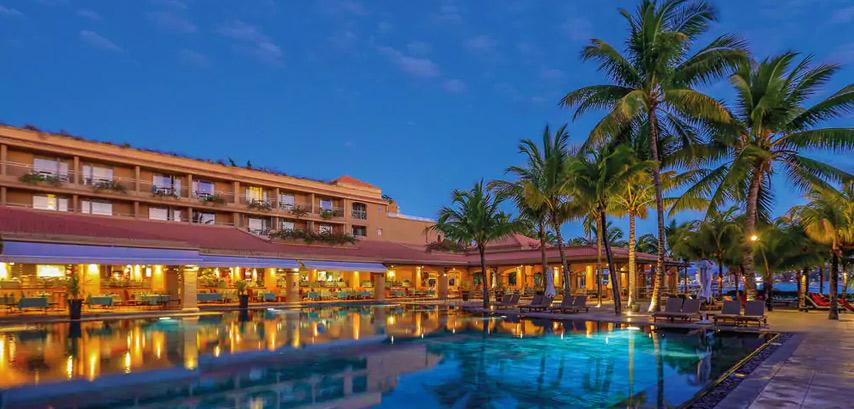 Le Mauricia Hotel Rooms