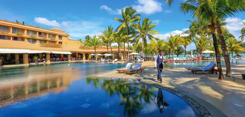 mauricia beachcomber resort spa grand bay mauritius. Black Bedroom Furniture Sets. Home Design Ideas