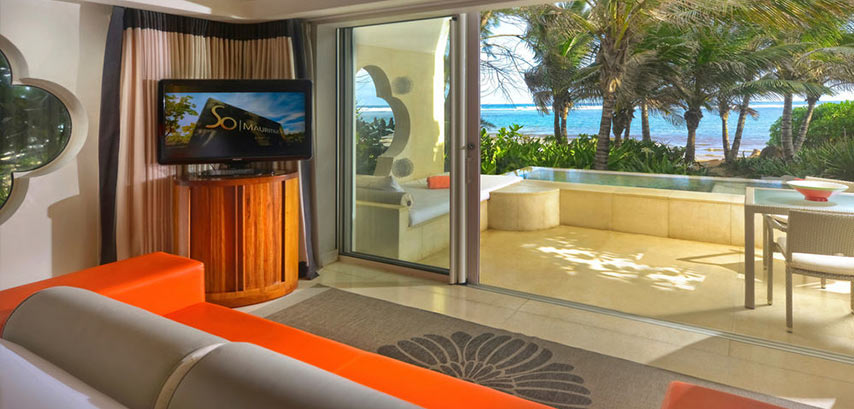 Beach Suite with Plunge Pool Image
