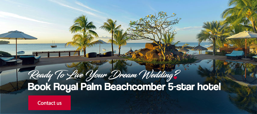 Wedding at Royal Palm Beachcomber