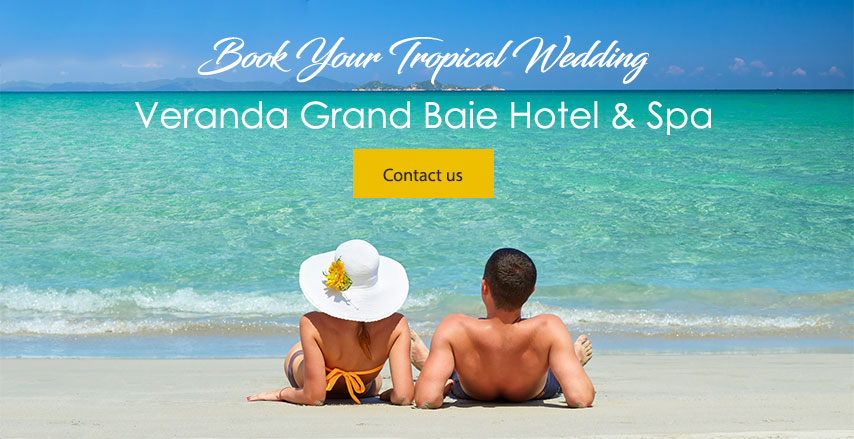 Wedding at Veranda Grand Baie Hotel & Spa