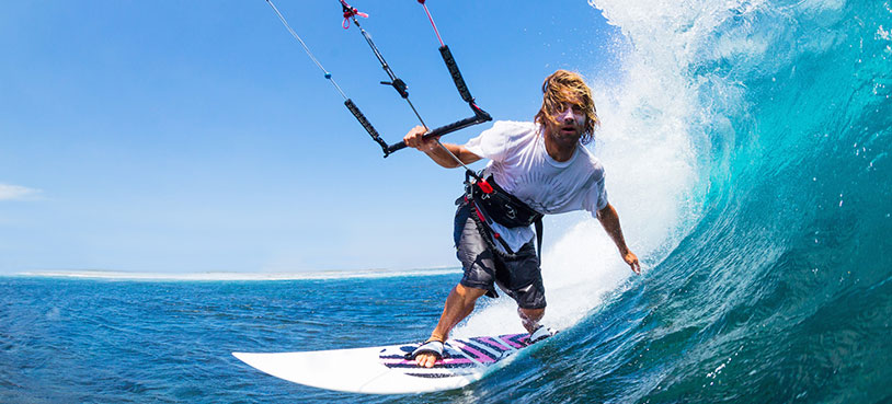 What to Do - Kitesurf