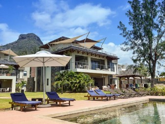 Belle Crique Luxury Apartments Mauritius Hotel Image